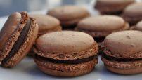 Ev Yapımı Çikolatalı Makaron Tarifi