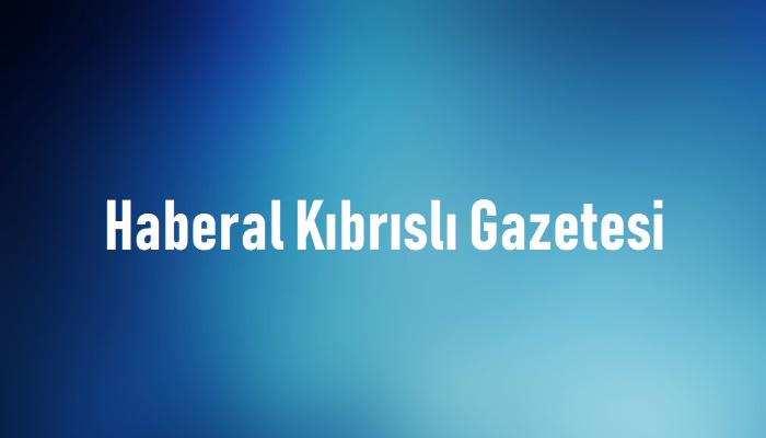 Haberal Kıbrıslı Gazetesi