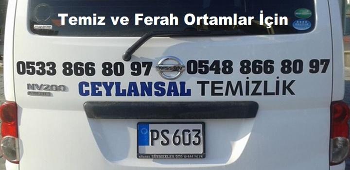 Kıbrıs Ceylansal Temizlik