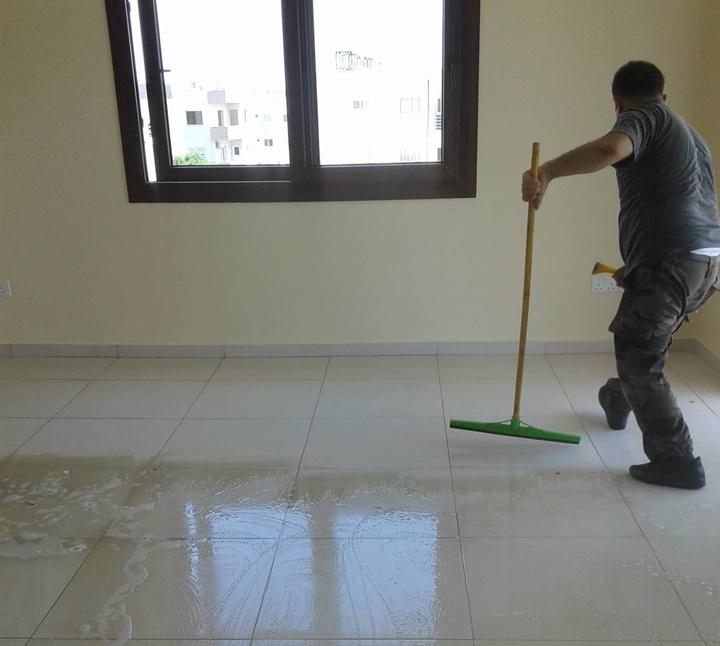 Kıbrıs temizlik şirketi