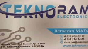 Lefkoşa TEKNORAM ELECTRONICS