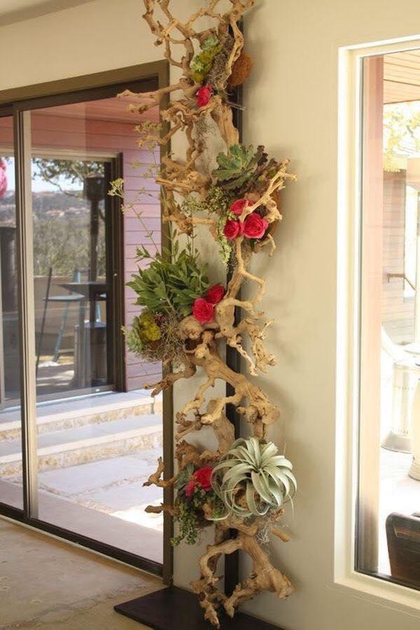 Balkon Çiçek Süslemeleri